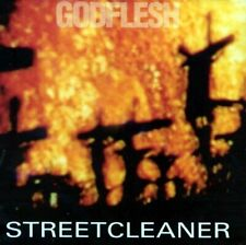 Godflesh - Streetcleaner [CD]