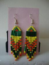 Gold Earrings Native American Jewellery