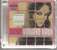 IRENE (FORNACIARI) VINTAGE BABY CD SIGILLATO!!!