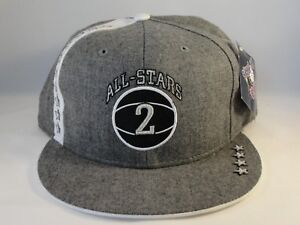 St Louis All Stars Headgear Fitted Cap Hat Size 8