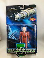 Babylon 5 Lennier Brown Robes Action Figure 1997