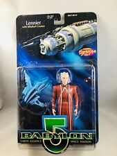 Babylon 5 Lennier Brown Robes Action Figure 1997
