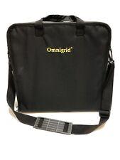 """Omnigrid Quilter's Travel Case 13.5""""X14""""X2.5"""" Black"""