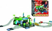 MAJORETTE PLAYSET GAS STATION + 1 VEHICLE - KIDS PLAYSET CAR GAME - NEW BOXED