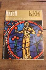 Paris Match N°767 Décembre 1963 Sinatra Gérard Géry Jackie Kennedy Wozzeck