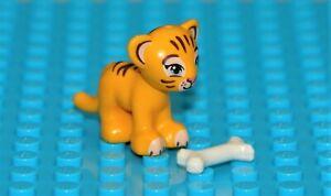 LEGO FRIENDS TIGER CUB + BONE MINIFIGURE FOR DISNEY PRINCESS 41033 41042 41061