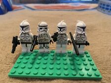 Lego Star Wars - Lot Of 13 Clone Troopers - Guns Included