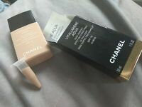 Fast 🚚CHANEL VITALUMIERE AQUA ULTRA PERFECTING MAKEUP SPF 15 - 1ml sample NEW