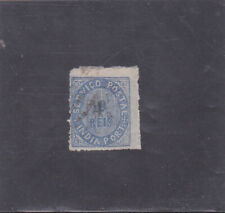 PORTUGUESE INDIA 40 r. (1876)   AF # 29  Used