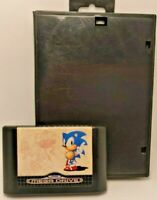 Sonic the Hedgehog Original Sega Mega Drive Spiel Sega Genesis MD PAL
