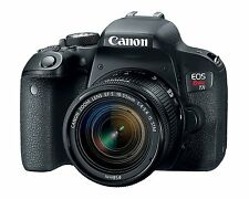 Canon EOS REBEL T7i with Canon EF-S 18-55 IS STM Kit. U.S Authorized Dealer