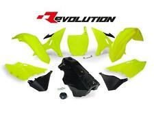 YAMAHA YZ125 YZ250 02-19 RTECH REVOLUTION RESTYLE PLASTIC KIT WITH TANK
