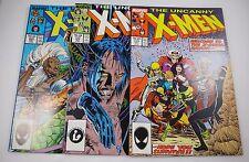 X-MEN #219,220,223  9.4-9.6