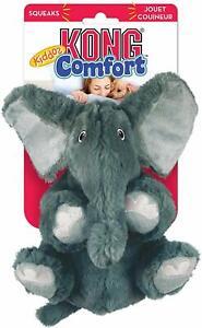 Kong Comfort Kiddos Dog Toy - Elephant Free Shipping