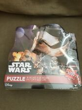 Disney Star Wars The Force Awakens Stormtrooper 1000 Piece Puzzle in Metal Tin