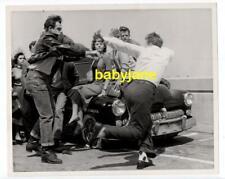 JAMES DEAN NATALIE WOOD COREY ALLEN ORIG 8X10 PHOTO 1955 REBEL WITHOUT A CAUSE