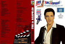 ELVIS  - The Complete Works - FUN IN ACAPULCO - Box 4 CD