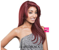 ISIS Brown Sugar Human Hair Blend Soft Swiss Lace Front Wig - BS201