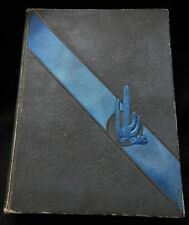 Vintage 1929 TEXAS University College Yearbook Antique THE CACTUS Austin Deco