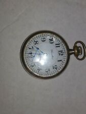 HAMILTON 16S,990,21 RAILROAD POCKET WATCH