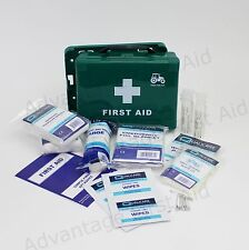 Tractor First Aid Kit & Bracket. Use in Agricultural Vehicles, Quad Bikes etc