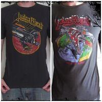 **Judas Priest T-Shirt** Unisex Retro Rock Vest Tank Sizes S M L XL