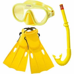 Intex Kinder Master Class Swim Set, Yellow, (r9m