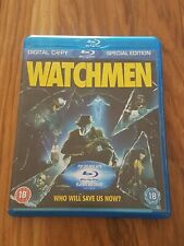 WATCHMEN - Blu-Ray - Excellent Condition -  Free Postage!