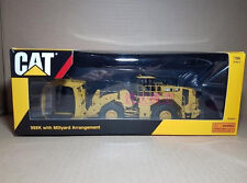Tonkin 1/50 CAT 988K timber loader Forestry logging vehicle model