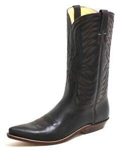 128 Westernstiefel Stivali da Cowboy Line Danza Catalano Stile Pelle 24031