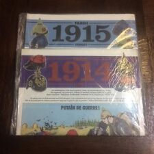 PUTAIN DE GUERRE ! - TARDI - JOURNAL 1 ( 1914 ) ET 2 ( 1915 )