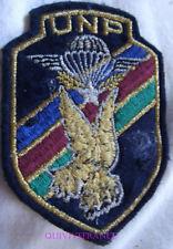 IN13874 - INSIGNE TISSU PATCH UNION NATIONALE DES PARACHUTISTES
