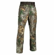 Under Armour UA New Men's Mid Season Loose Camo Cold Gear Hunting Pants 42/32