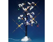 NEW LEMAX VILLAGE COLLECTION SNOWY DRY TREE LARGE #44785