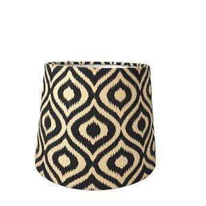 Threshold for Target Lamp Shade Boho Aztec Print Raffia Textured