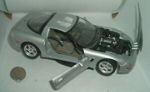 Bburago model Car Chevrolet Corvette C5. Parts Only - Sell for Charity
