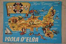 "CPM "" ISOLA D'ELBA - Mare Tirreno"