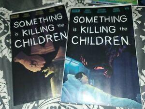 Something is Killing the Children #9 10 James Tynion - Boom Studios 2020