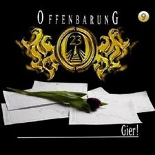"OFFENBARUNG 23 ""GIER! (FOLGE 9)"" CD HÖRBUCH NEU"