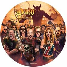 DIO & FRIENDS - DIO & FRIENDS 'STAND UP AND SHOUT' FOR CANCER VINYL LP NEW!