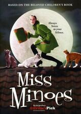 Miss Minoes [New DVD]