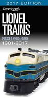 Lionel Trains Pocket Price Guide 1901-2017 by Kalmbach Publishing Co. (2016,...
