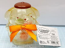 Sanrio Pom Pom Purin Clear Plastic Container With Candy Japan Limit  , h#4