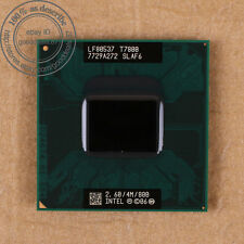 Intel Core 2 Duo t7800 - 2.6 GHz (bx80537t7800) SLAF 6 CPU processore 800 MHz
