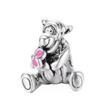 S925 whinnie the pooh tigger European charm bead. Pandora's Vault inc