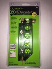Mini Magnetic Laser Bending Level Greenlee 555 853 854 855 Conduit Pipe Bender