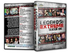 Legends of Extreme Season 1 - 5 Disc Set, ECW Sandman Perry Saturn Blue Meanie