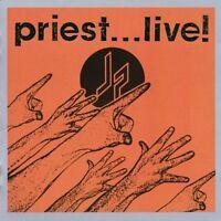 "JUDAS PRIEST ""PRIEST...LIVE"" 2 CD REMASTERED NEW+"