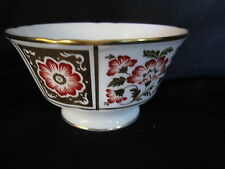 Royal Crown Derby RED DERBY PANEL - Open Sugar Bowl -BRAND NEW