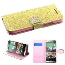 Custodie portafogli in oro per cellulari e palmari